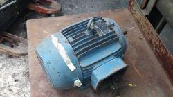 motor elétrico 7,5 cv 1750 rpm 4 polos trifásico